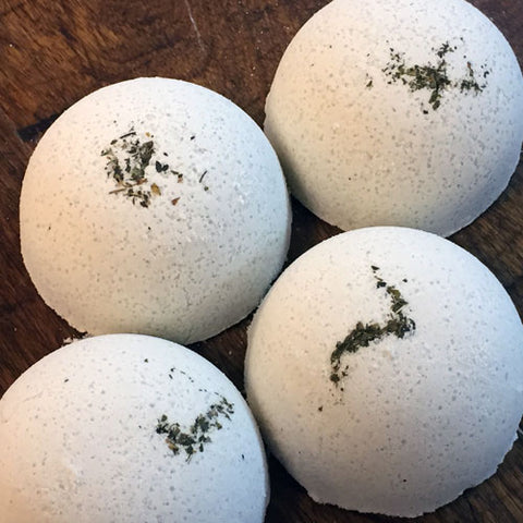 Mint Melange Bath Bomb