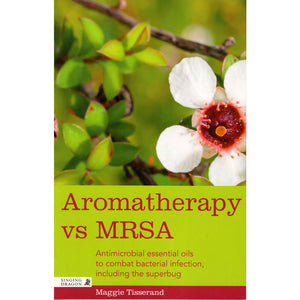 Aromatherapy vs MRSA (Book)