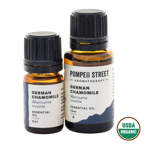 Chamomile (German) Essential Oil