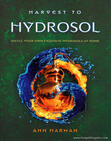 Harvest to Hydrosol (Book)
