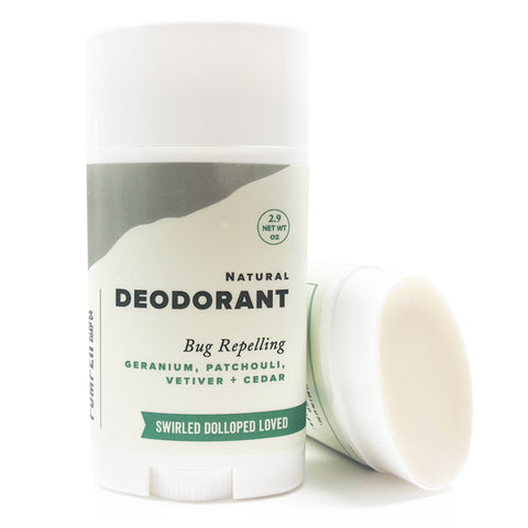Bug Repelling Deodorant