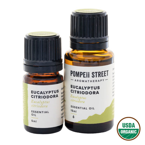Eucalyptus (Citriodora) Essential Oil