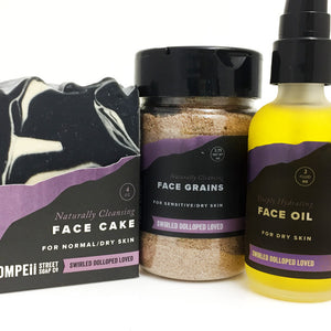 Face Set (Dry to Normal Skin)