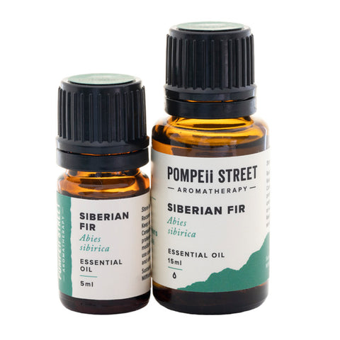 Fir (Siberian) Essential Oil