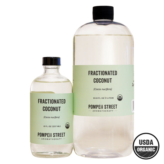 Fractionated Coconut Oil (Organic)
