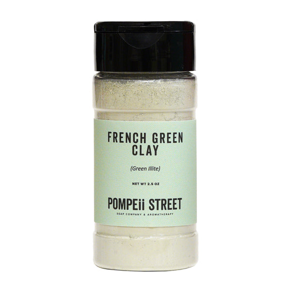 Clay - French Green (illite)