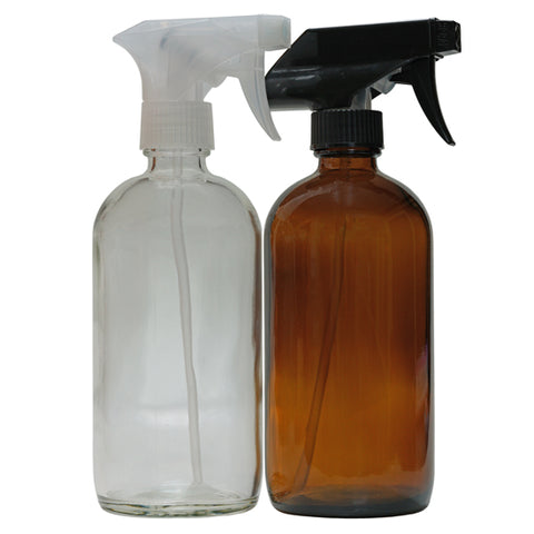 Glass Spray Bottle (16 oz)