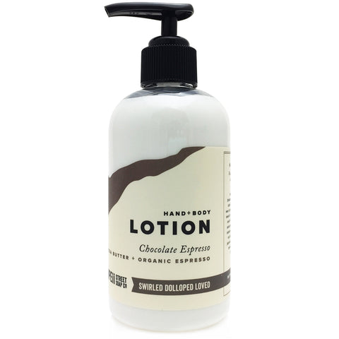Chocolate Espresso Lotion