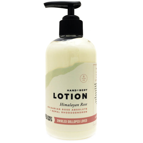 Himalayan Rose Lotion