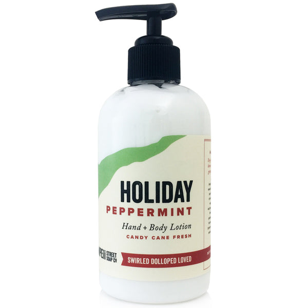 Holiday Peppermint Lotion