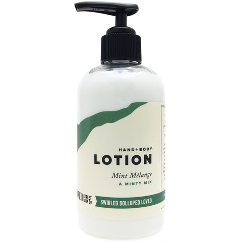 Mint Melange Lotion
