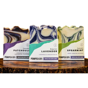Lavender Soap Gift Set