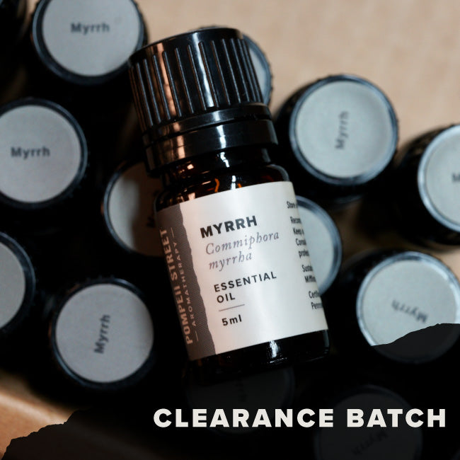 Myrrh Essential Oil (Clearance Batch)
