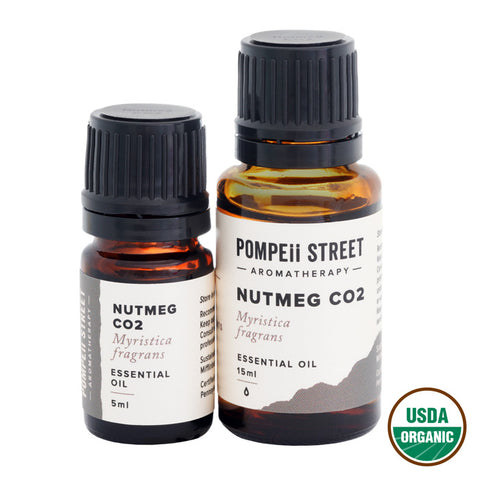 Nutmeg CO2 Essential Oil
