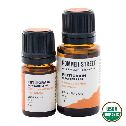 Petitgrain (bigarade) Essential Oil