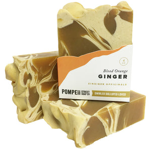 Blood Orange & Ginger Soap Bar