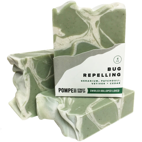 Bug Repelling Soap Bar