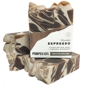 Chocolate Espresso Soap Bar