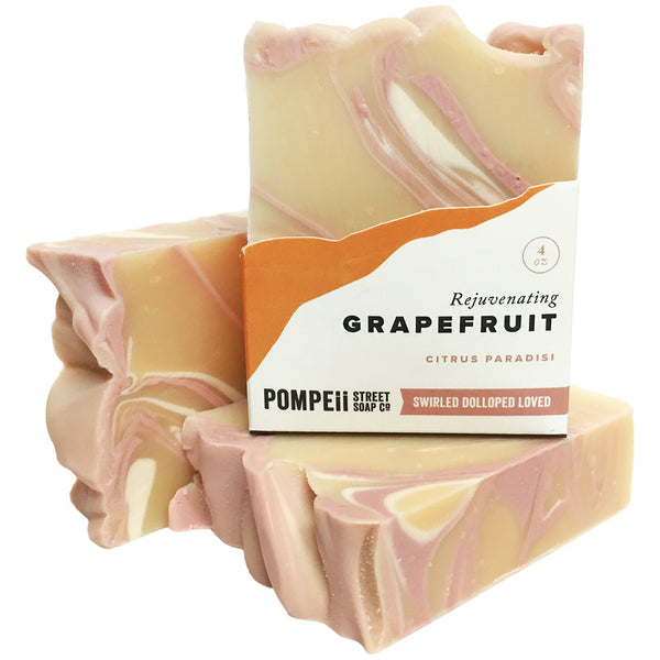 Grapefruit Soap Bar