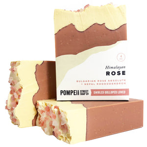 Himalayan Rose Soap Bar