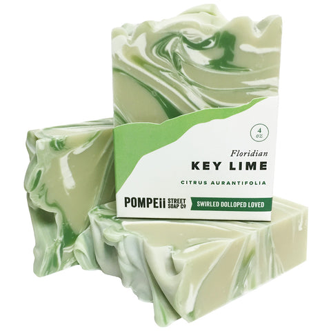 Key Lime Soap Bar