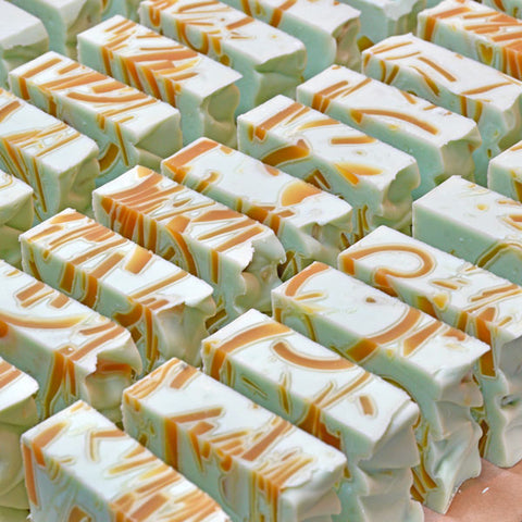 Mash-Up (Ginger Lime) Soap Bar