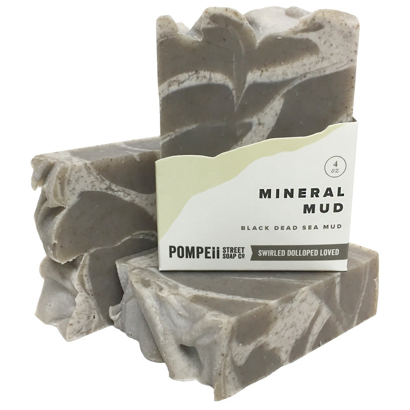 Mineral Mud Soap Bar