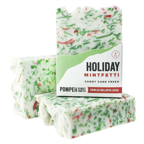 Holiday Peppermint (Mintfetti)