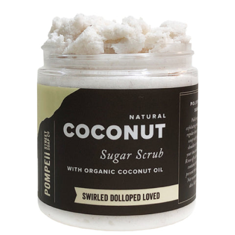 Coconut Sugar Scrub *Ltd*