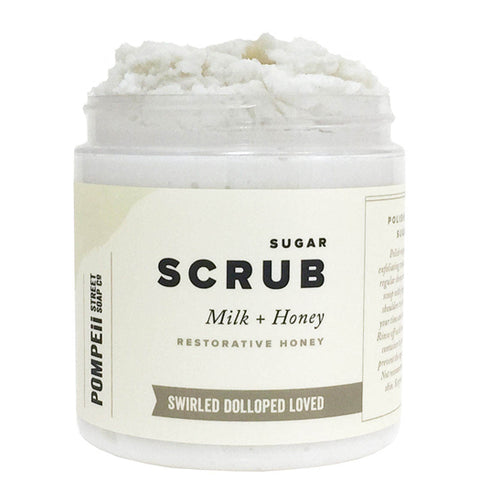 Milk & Honey Sugar Scrub