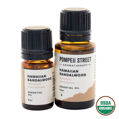 Sandalwood (Hawaiian) Essential Oil