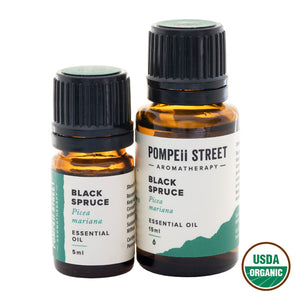 Spruce (Black) Essential Oil