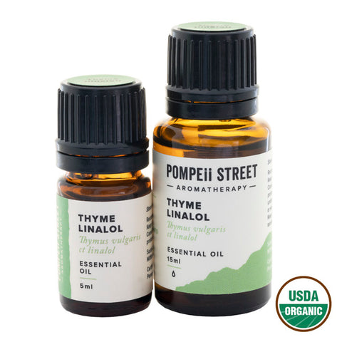 Thyme (linalol) Essential Oil