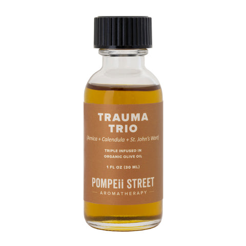 Trauma Trio Infused Olive Oil