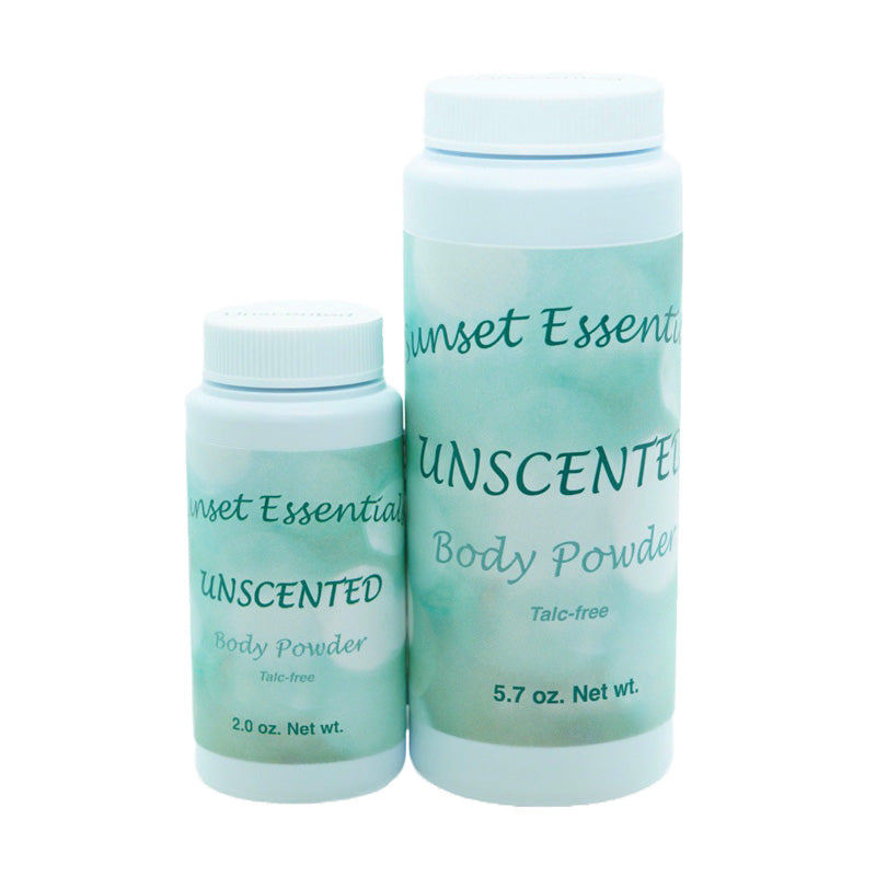 Unscented Body Powder