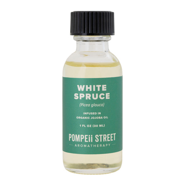 White Spruce Infused Jojoba