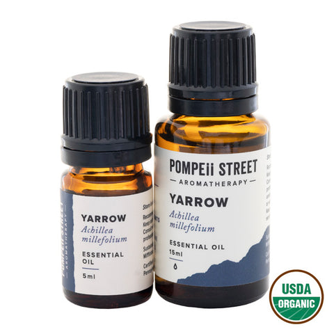 Yarrow Essential Oil