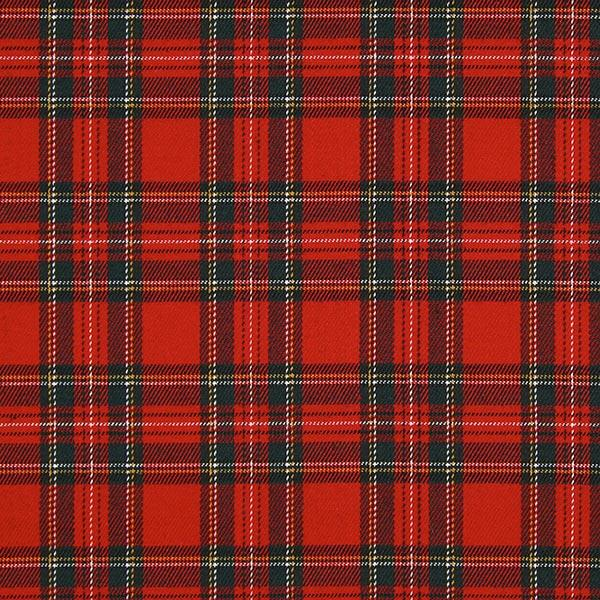 Gonne - Minigonna Tartan gonna corta 322Couture 42 Red Royal Stuart