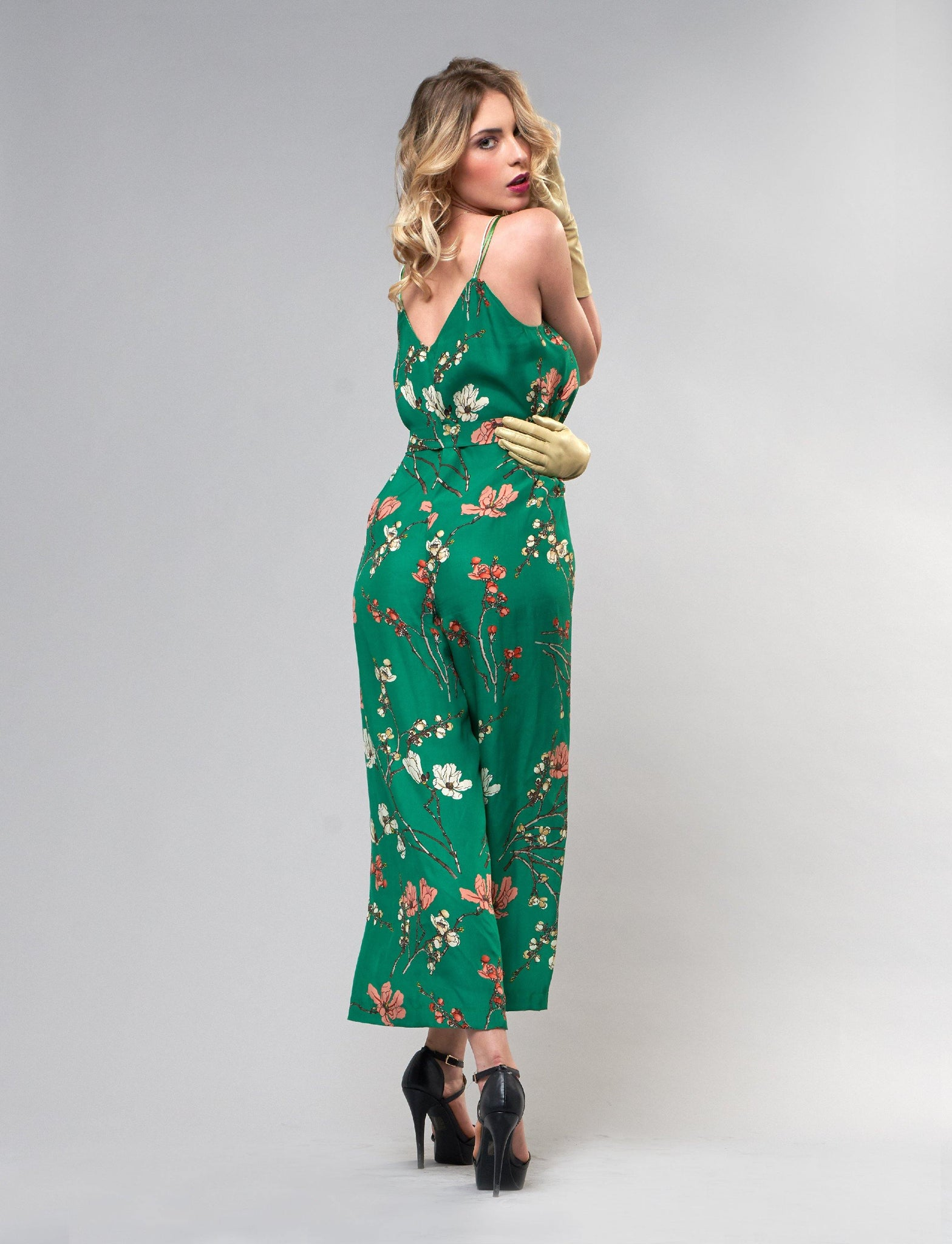 Jumpsuit - FLORAL - 322Couture
