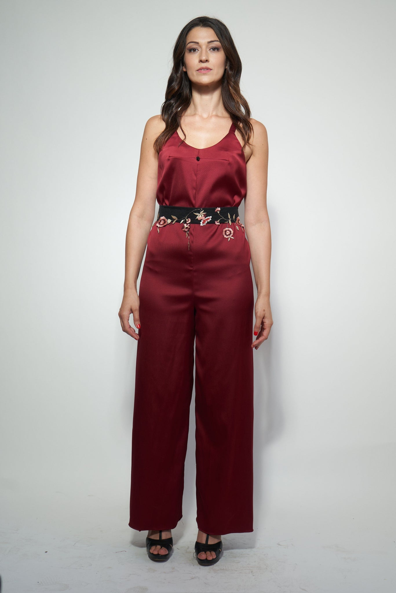Jumpsuit - Tuta Botticelli pantaloni 322Couture S/M - sold out