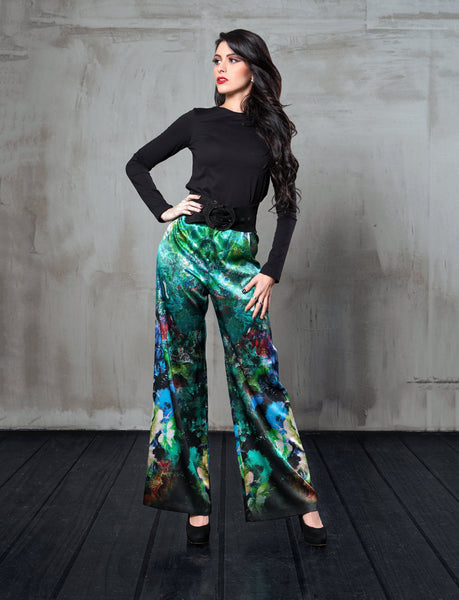 Palazzo Pants - Oh, China! - 322Couture
