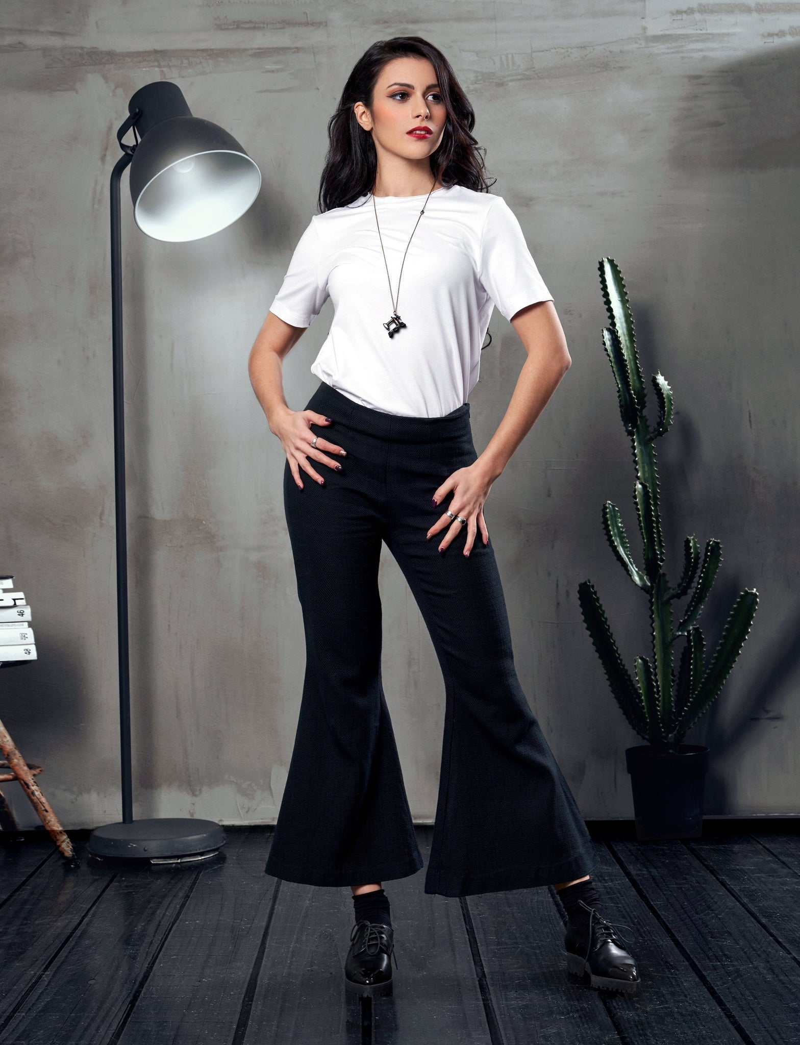 Sartoriale - 70s Mood Pants - 322Couture