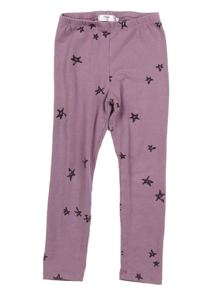 Vida Star Legging - Light Plum