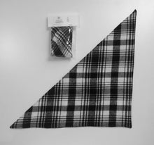 Load image into Gallery viewer, Plaid Dog Bandana