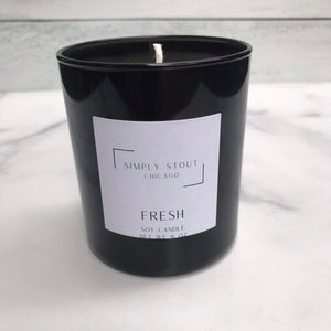Dog Aromatherapy Candle - FRESH