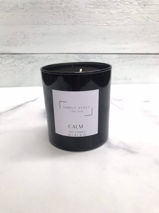 Dog Aromatherapy Candle - CALM