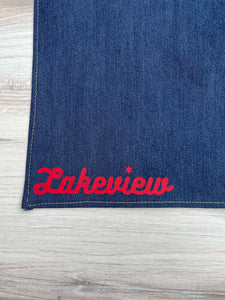 Chicago Lakeview Dog Bandana