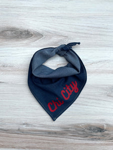Chicago Wrigleyville Dog Bandana