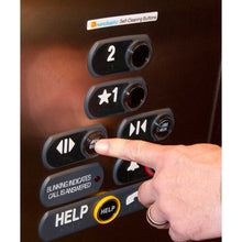 Load image into Gallery viewer, Elevator Button Covers - 25 Pack