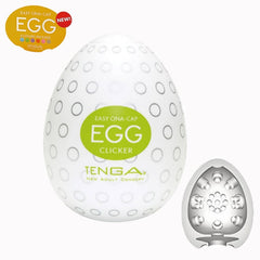 Tenga Men Portable EGG 6 Models G-spot Stimulator Massager  Pleasure Device For Men Masturbation Sex Toy - JadoreBDSM.com